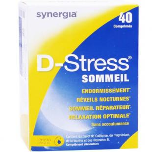 D-Stress Sommeil synergia