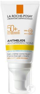 Anthélios SPF 50 + Anti-imperfections et pigmentation